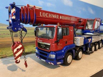 WSI WSI Faun HK 70 MAN TGS 10x4 Lochner