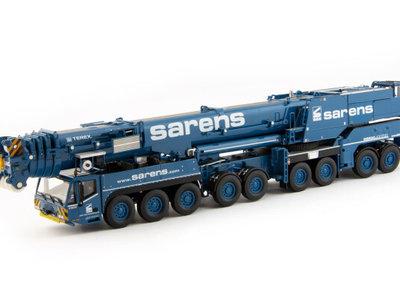 Sarens store IMC Demag AC700-9  Mobil crane Sarens