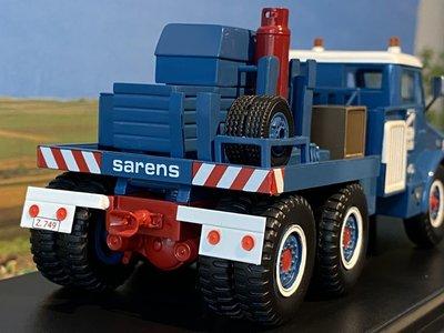 Sarens store IMC  Thornycroft Antar 6x6 Sarens