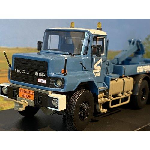 Sarens store IMC  DAF NT3300 6x6 Sarens