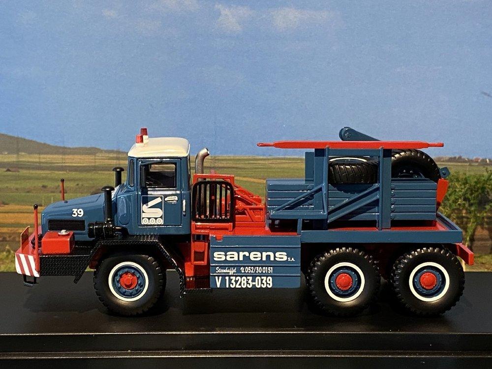 Sarens store IMC  MOL 6x6 Sarens
