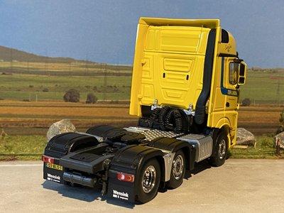 IMC IMC Mercedes Benz Actros Gigaspace 6x2 ter Linden