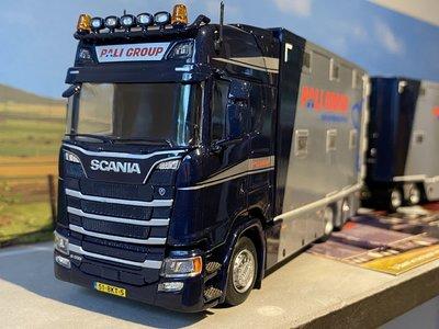 Tekno Tekno Scania S highline live stock combination PALI