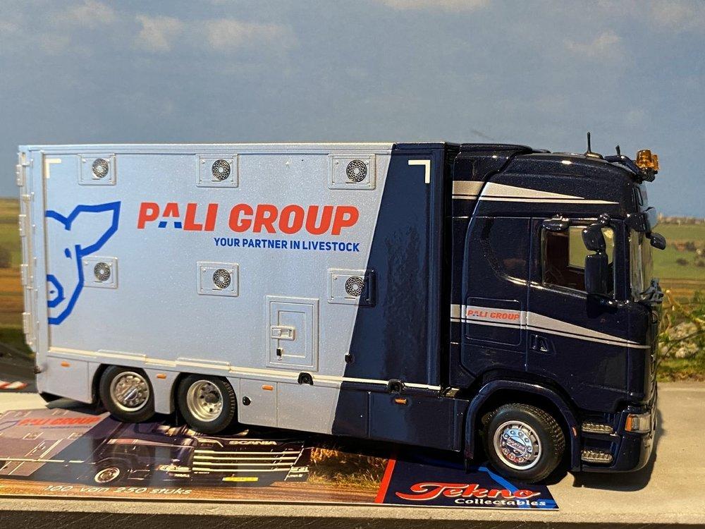 Tekno Tekno Scania S highline vee combinatie PALI