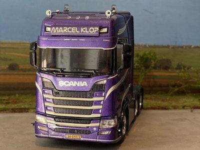 WSI WSI Scania S 6x2 highline Marcel Klop