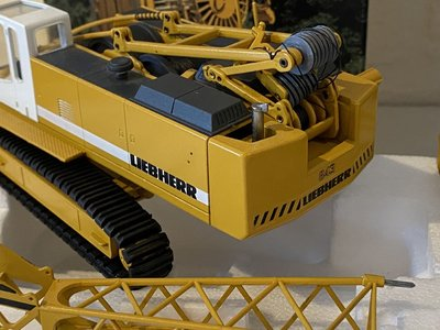 Conrad Modelle Conrad Liebherr HS 843 HD Litronic draadkraan