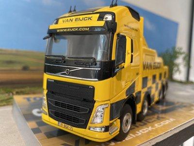 WSI WSI Volvo FH4 Glob. XL 8x4 Falkom van Eijck
