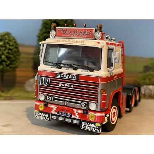 WSI WSI Scania 141  6x2 single truck Vosters