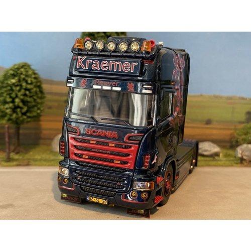 Tekno Tekno Scania R Topline 4x2 Kraemer