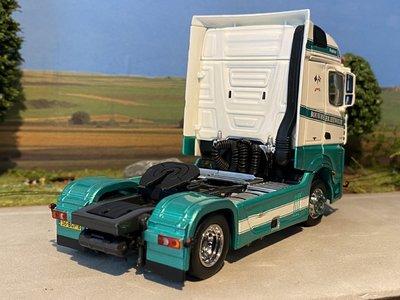 IMC IMC Mercedes Benz Actros Big Space 4x2 Bouwheer