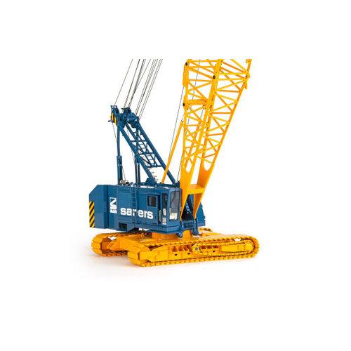 Sarens store Weiss Brothers Manitowoc 4100W Crawler Crane  Sarens