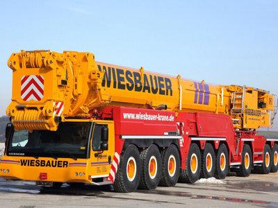 WSI WSI Liebherr LTM 1750-9.1 Wiesbauer