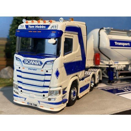 Tekno Tekno Scania next gen S met feldbinder trailer Tom Hobbs