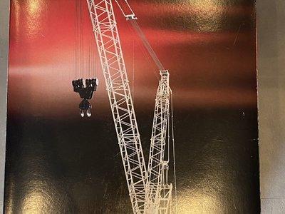 Conrad Modelle Conrad Terex Demag CC8800 Crawler crane