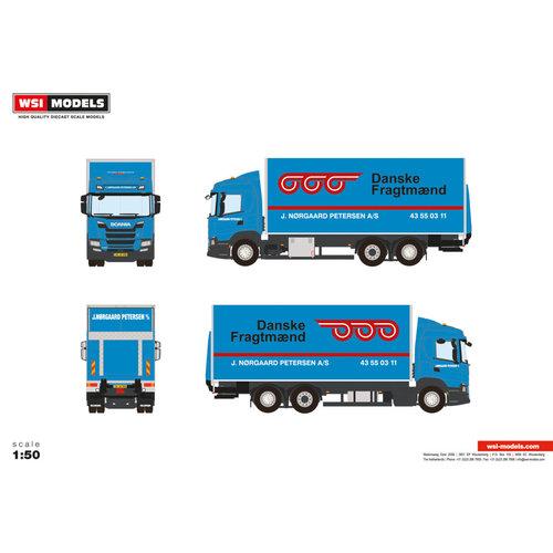 WSI WSI Scania G 3-assige bakwagen 6x2 J. Norgaard Petersen