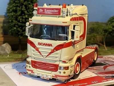 Tekno Tekno Scania R450 Lowline 4x2 de Leersnijder