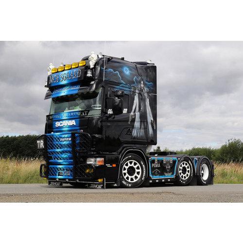 WSI WSI Scania R4 Topline 6x2 Moesgaard