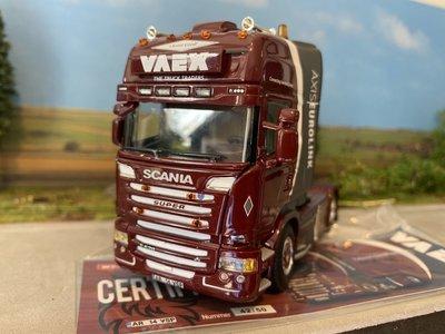 WSI WSI Scania R520 Topline 4x2 single truck VAEX