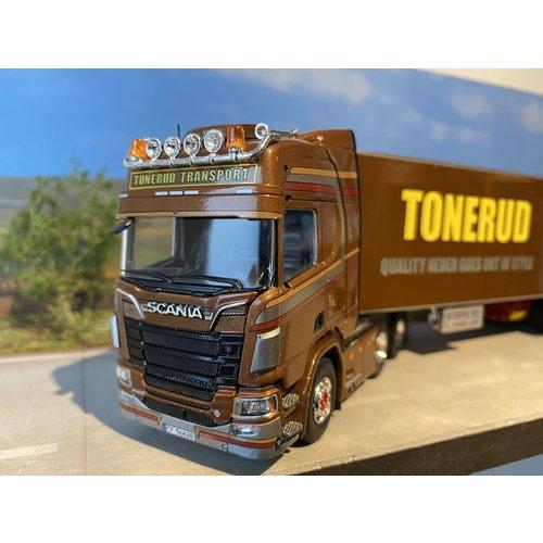 Tekno Tekno Scania Next gen R LZV combinatie Tonerud