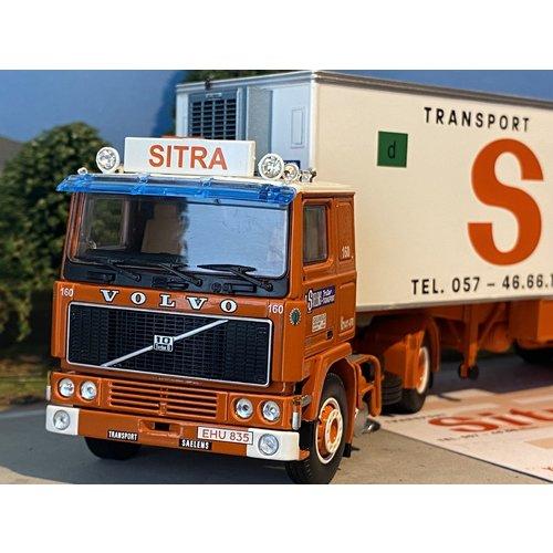 Tekno Tekno Volvo F10 met klassieke koeloplegger Sitra