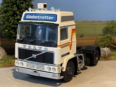 Tekno Tekno T.B.P Volvo F12 Globetrotter 4x2 (RHD)