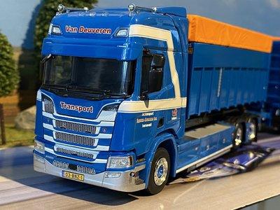 WSI WSI Scania R Highline container combi van Deuveren