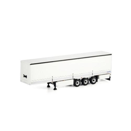WSI WSI White line Curtainside trailer 3-axle