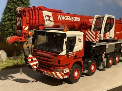 WSI WSI Liebherr LTF 1060-4.1 Scania P380 Wagenborg