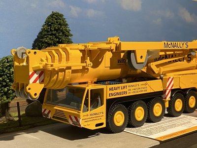 Conrad Modelle Conrad Demag AC 500-2 Mobil crane McNally's