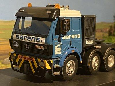 Sarens store IMC Mercedes Benz SK 3550 Sarens