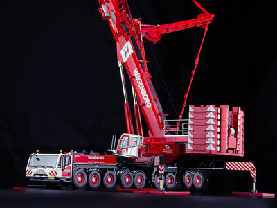 IMC IMC Demag AC700-9 Mobile Crane Wagenborg