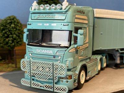 WSI WSI Scania R6 Topline 6x2 met volume kipperoplegger Jakob Pedersen