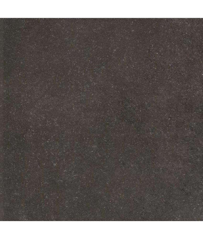 Caprera Feinsteinzeug Bodenfliesen 3333964N Anthrazit, rektifiziert / R10B - 33x33cm