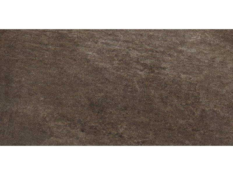 McTile Fidenza Feinsteinzeug Bodenfliesen 3060323N Basalt, rektifiziert, kalibriert / R9 - 30x60cm