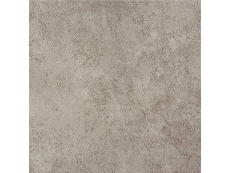 McTile Teramo Feinsteinzeug Bodenfliesen 3333115N Cementgrau / R9 - 33x33cm