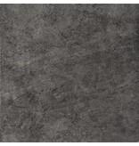 McTile Teramo Feinsteinzeug Bodenfliesen 3333117N Schwarz / R9 - 33x33cm