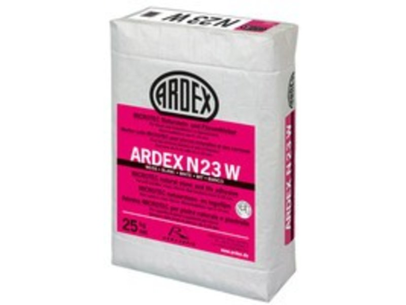 ARDEX N 23 W Naturstein / Muschel - Fliesenkleber