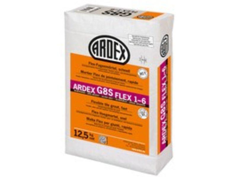 ARDEX G8 S FLEX 1-6 – Flex-Fugenmörtel, schnell