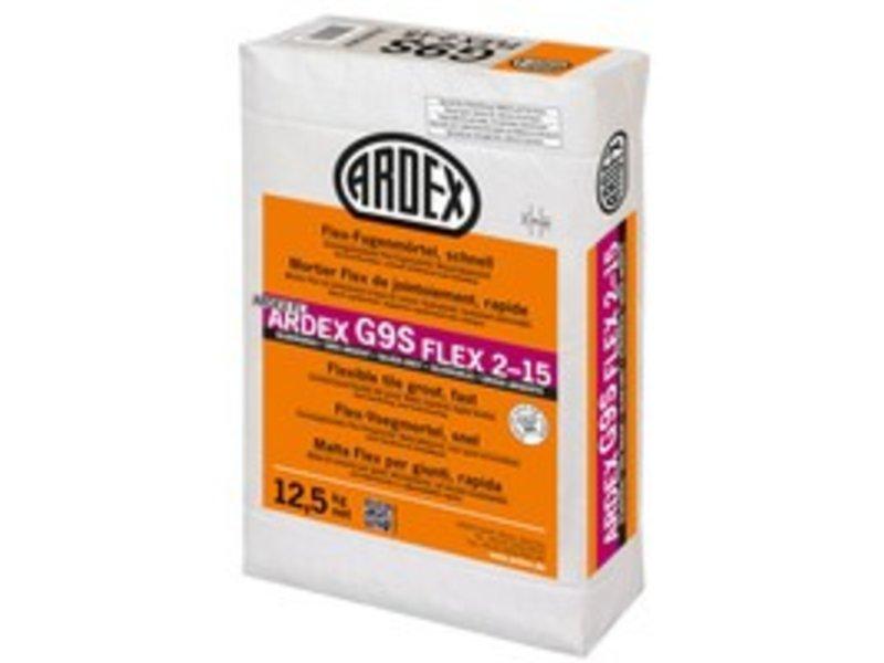 ARDEX G9 S FLEX 2-15 – Flex-Fugenmörtel, schnell