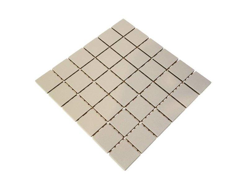 BÄRWOLF Keramik Mosaikfliesen UG-5011 Grip beige