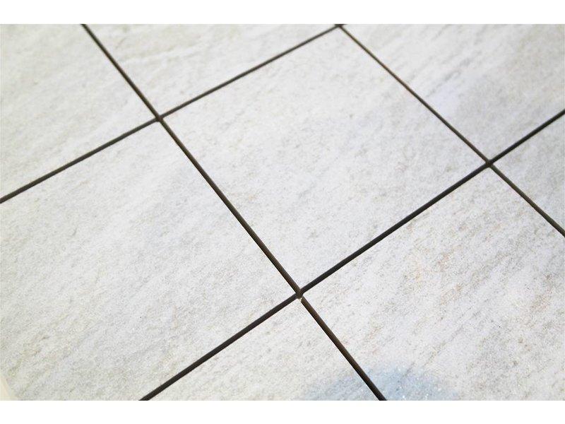 BÄRWOLF Keramik Mosaikfliesen KEG-14035 Stone quarzite white