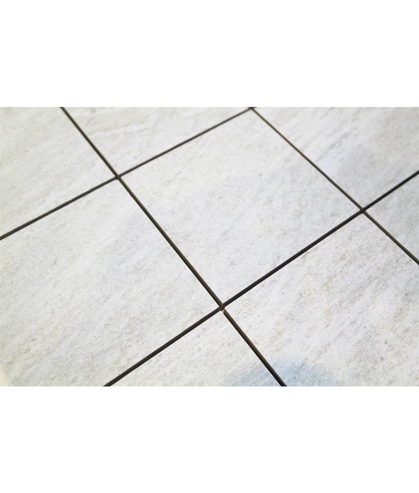 Keramik Mosaikfliesen KEG-14035 Stone quarzite white