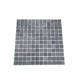 BÄRWOLF Naturstein Mosaikfliese CM-7114 dark grey