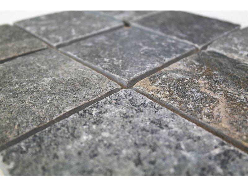 BÄRWOLF Naturstein Mosaikfliesen CM-12002 Grey