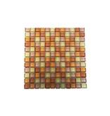 GLASMOSAIK FLIESEN - beige mix - G007