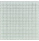 Glasmosaik Weiß, glänzend - 30cm x 30cm