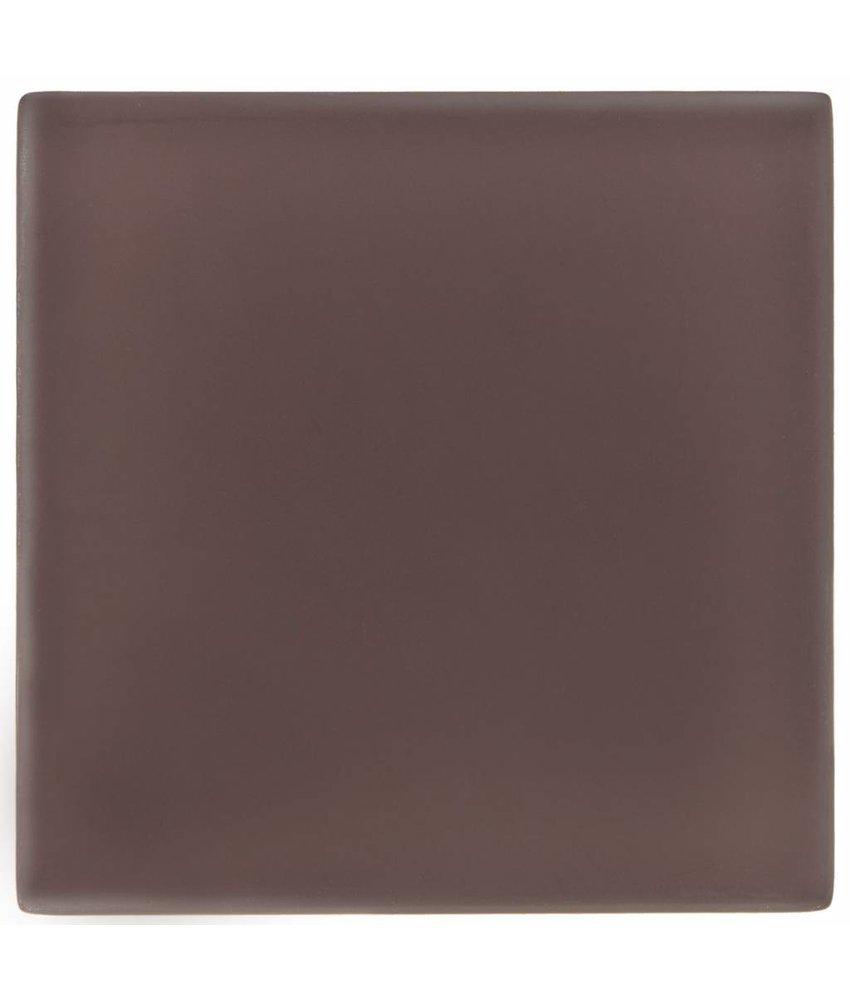 Glasmosaik Violett, glänzend - 10 cm x 10 cm