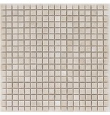 Mosaikfliese Naturstein Tarsus  - 30,5 cm x 30,5 cm