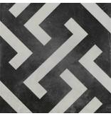Bodenfliese Vintage Art Signac - 22,3 cm x 22,3 cm