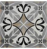 Bodenfliese Vintage Art Sisley - 22,3 cm x 22,3 cm